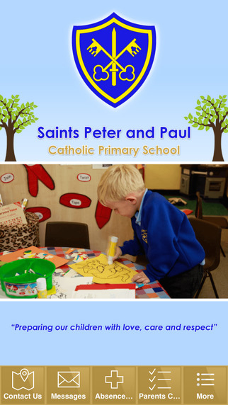 Saints Peter and Paul Catholic Primary School