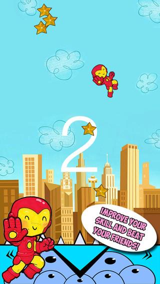 Cyber Catch - Iron Man Version