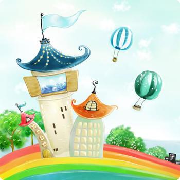 Kể truyện cổ tích & hát ru cho bé 健康 App LOGO-硬是要APP