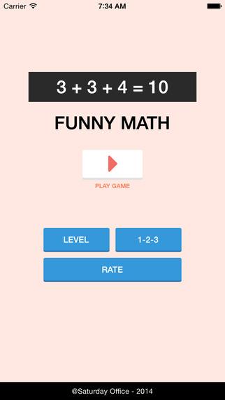 Funny Math Addition