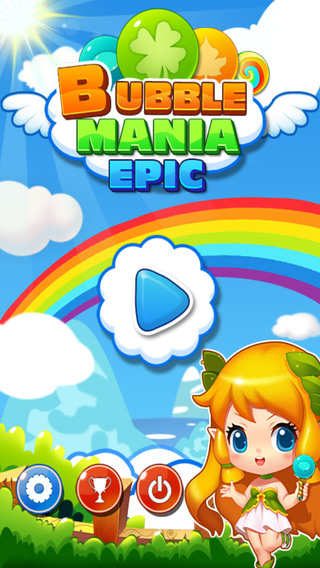 Bubble Mania Epic