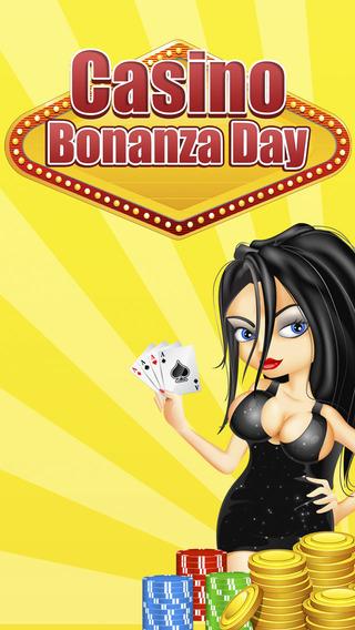 Casino - Bonanza Day