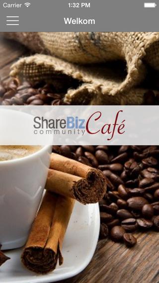 ShareBiz Café