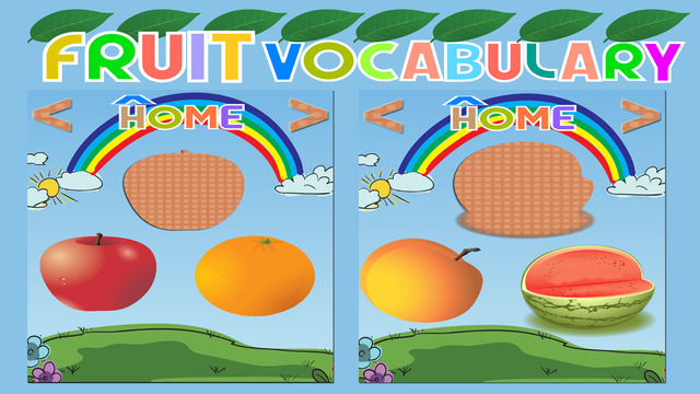 免費下載教育APP|Learn English Vocabulary - Fruits Puzzles : Learning Education Games app開箱文|APP開箱王