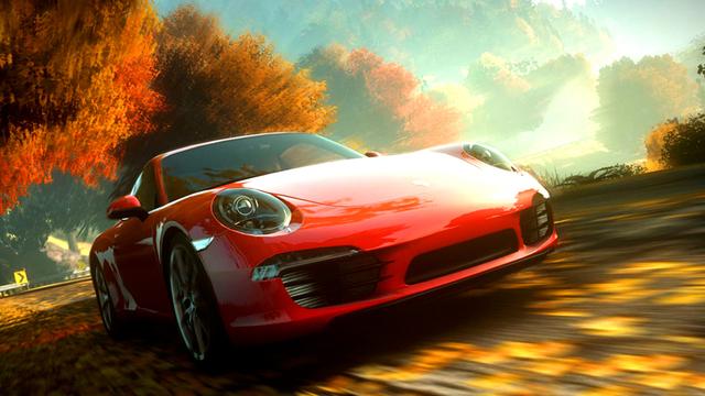 Porsche Rivals