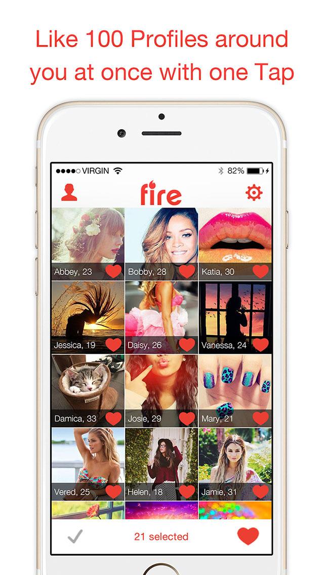 Fire Tinder App