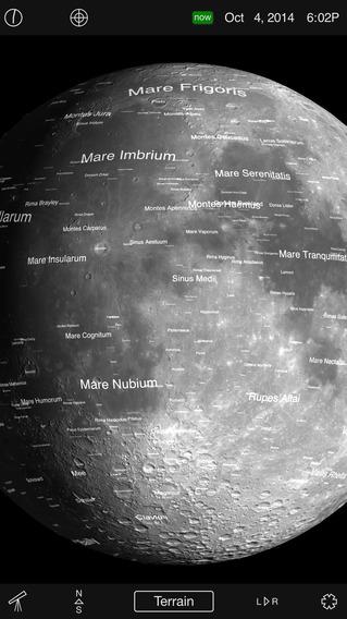 月球:Moon Globe HD