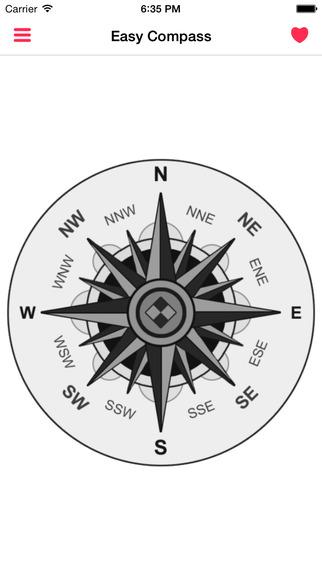 Easy Compass - Digital Compass