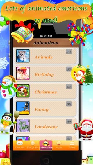 【免費社交App】ALL IN 1(Animated Emoji&Emoji Art&TextPics&Jokes)-APP點子