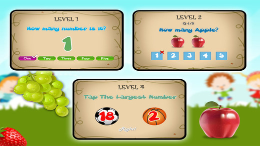Kids Learn To Maths