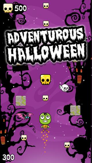 Adventurous Halloween: Horror Jump through the Haunted Forest