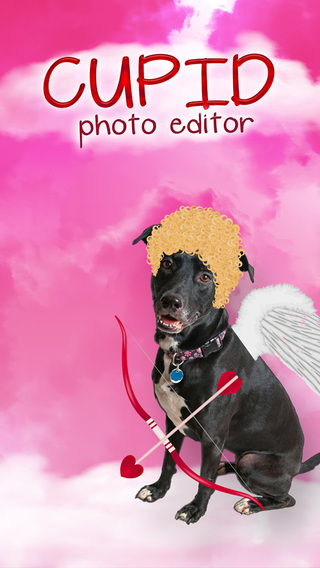 Cupid Valentine Dress Up Photo Editor