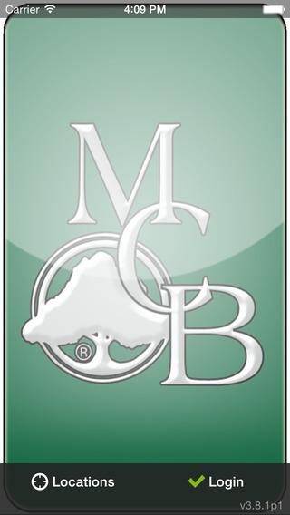 MCB Mobile App
