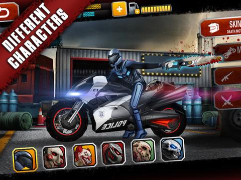 Скачать Death Moto 3