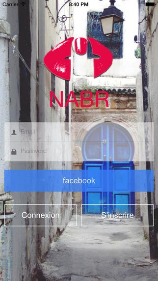 Nabr - Exprimez vous anonymement