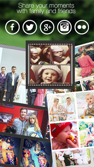Photo Collage Lite - Photo Collage for the whole family Screenshots