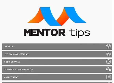 tips mentor forex