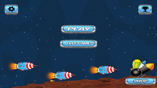 SPACESHIP ALIEN ENEMY COMBAT - EXTREME BOMB ATTACK MADNESS FREE