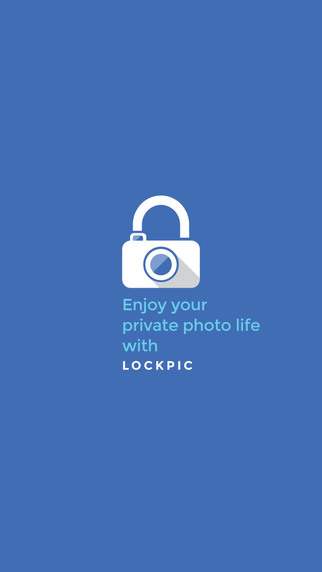 LockPic - Enjoy your private photo life