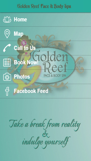 Golden Reef Face Body Spa