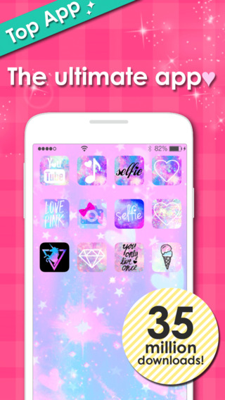 CocoPPa - cute icons homescreen customization
