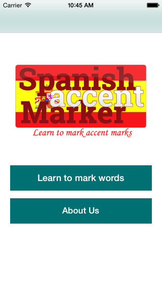 Accent Marker