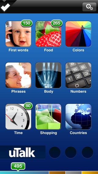 uTalk HD Turkish iPhone Screenshot 1