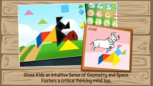 Kids Learning Games: Farm 123