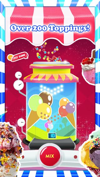 An Ice Cream Parlour Game FREE