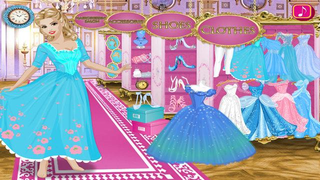 Misha Cinderella Shopping