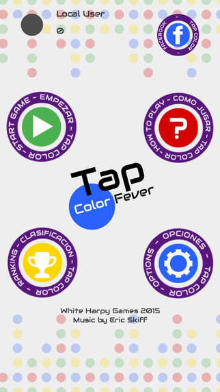 Tap Color Fever