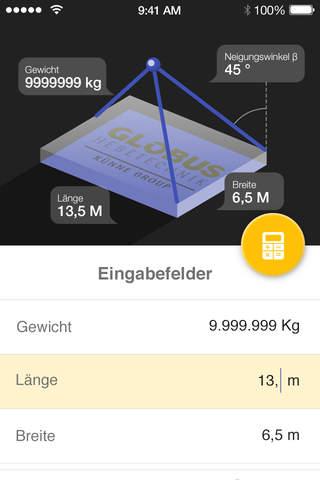 Globus-LiftAssist screenshot 1
