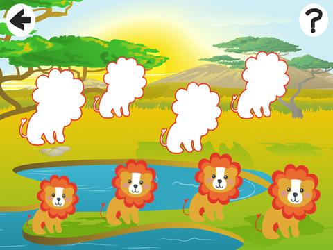 Активный! Калибровка Игра Для Детей, Чтобы Учиться И Играть С Животными Мира