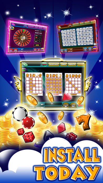 Screenshot 5 Slots Blitz Old Heaven — Free Casino Game