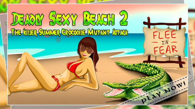 Deadly Sexy Beach 2 : The Killer Summer Crocodile