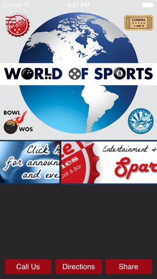 World of SportsSpare Times