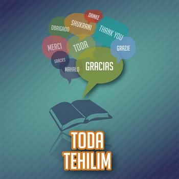 Toda Tehilim LOGO-APP點子