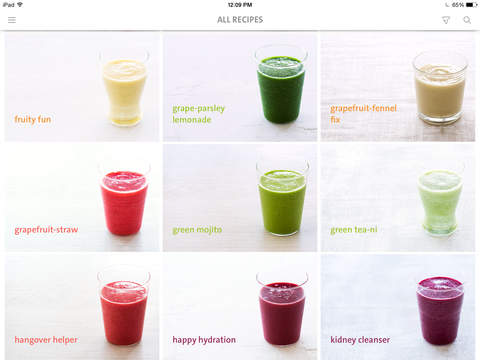 Blender smoothie recipes