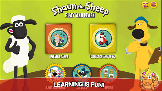 Shaun: Learning Games for Kids
