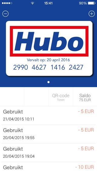 Hubo App