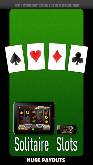 Solitaire Mobility - FREE Slot Game Blue Casino Deluxe