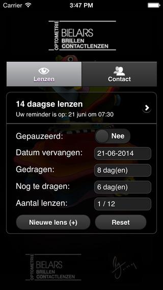【免費健康App】Bielars contactlenzen-APP點子