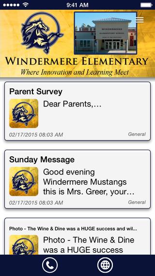 Windermere Elementary School