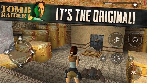 古墓丽影:Tomb Raider I
