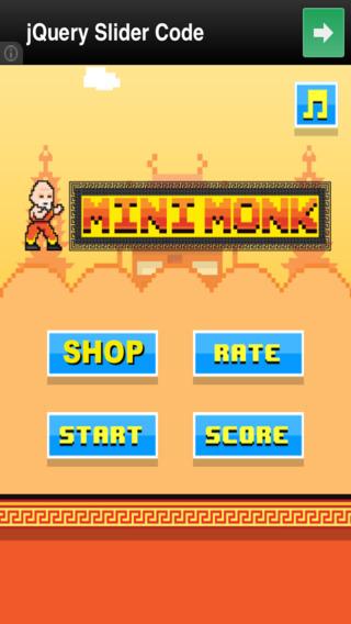 Mini Monk Fight - Play Free 8-bit Retro Pixel Fighting Games