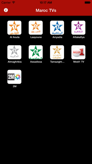 Maroc TVs