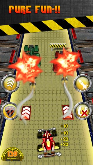 All Star Racing Master Drag Battle Machines