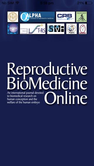 Reproductive BioMedicine Online