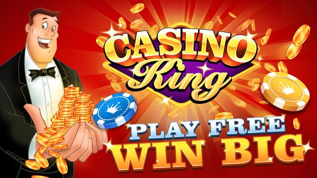 Magmic Casino King - Vegas Slots Video Poker