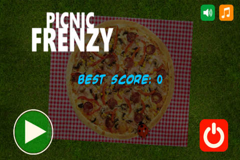 Picnic Frenzy screenshot 1